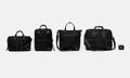 "Saturdays NYC & PORTER Debut All-Black ""Reflective Line"" Bags"