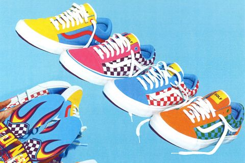 e36abcb62497 Golf Wang x Vans 2015 Old Skool Collection (2015). Vans   Odd Future