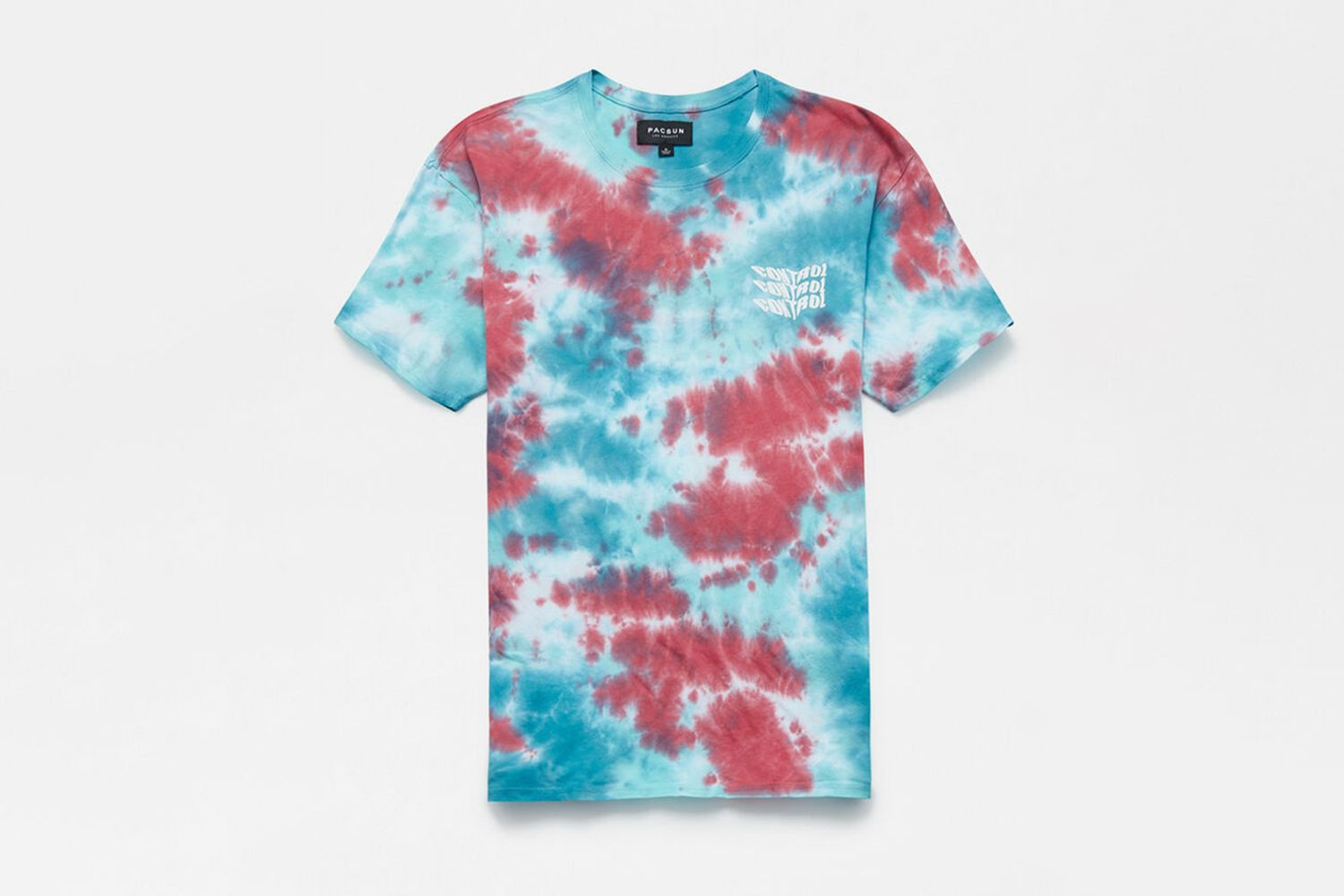 Control Tie-Dyed T-Shirt