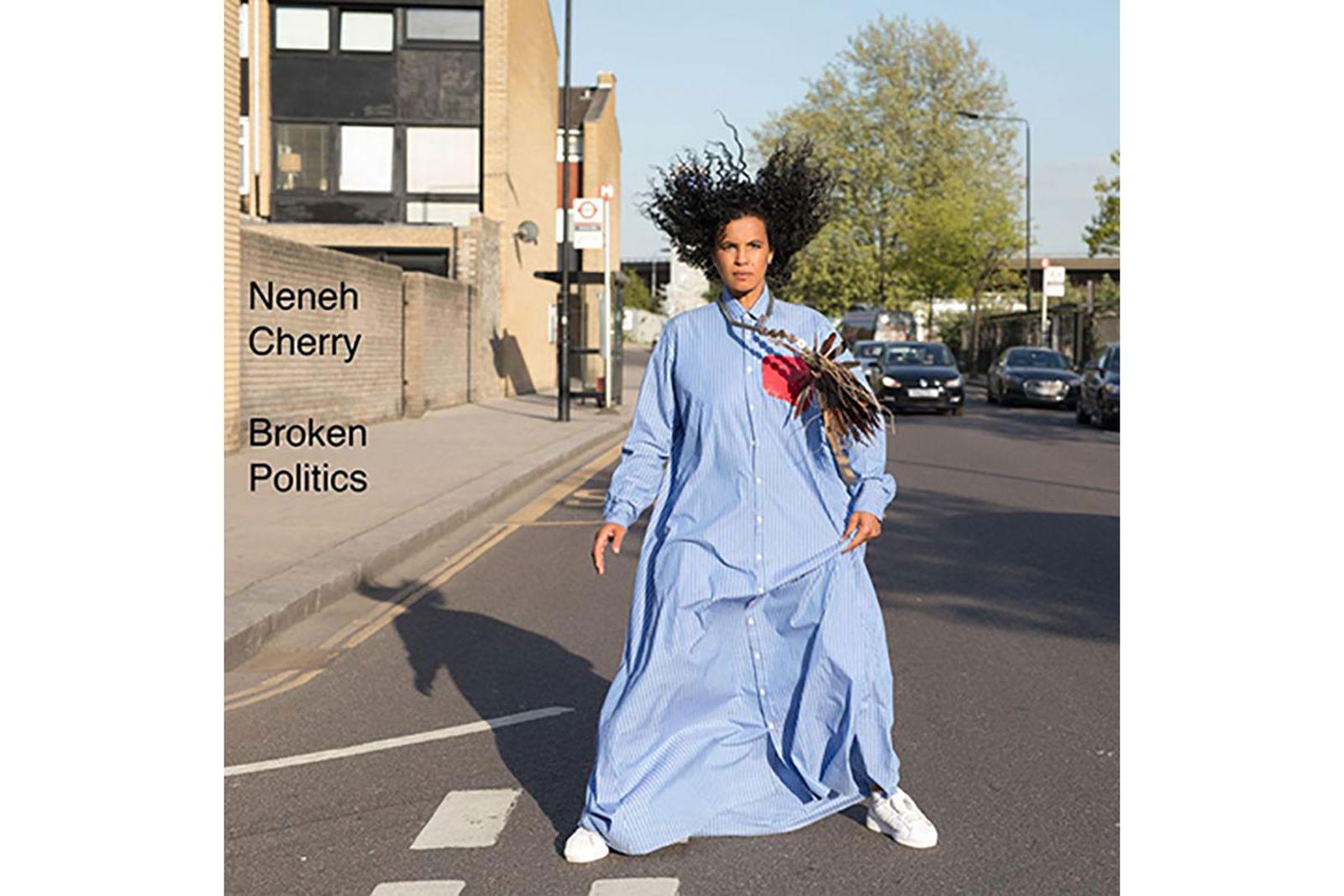 neneh cherry broken poltiics review Broken Politics nehneh cherry