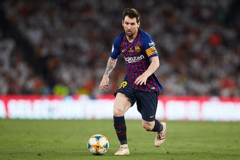 forbes highest paid athletes 2019 lionel messi