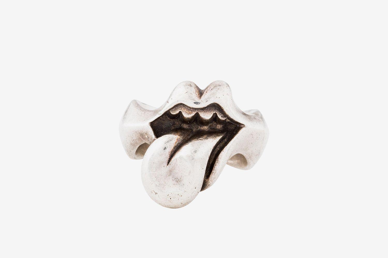 Rolling Stone Lip Ring