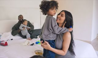 Go Inside Kim & Kanye's Stunning Home in Vogue's Latest Video
