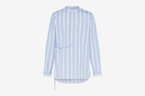Ritmo Striped Cotton Shirt
