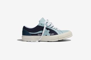 "73e84762ef64 GOLF le FLEUR  x Converse One Star ""Industrial"" Drops Today"