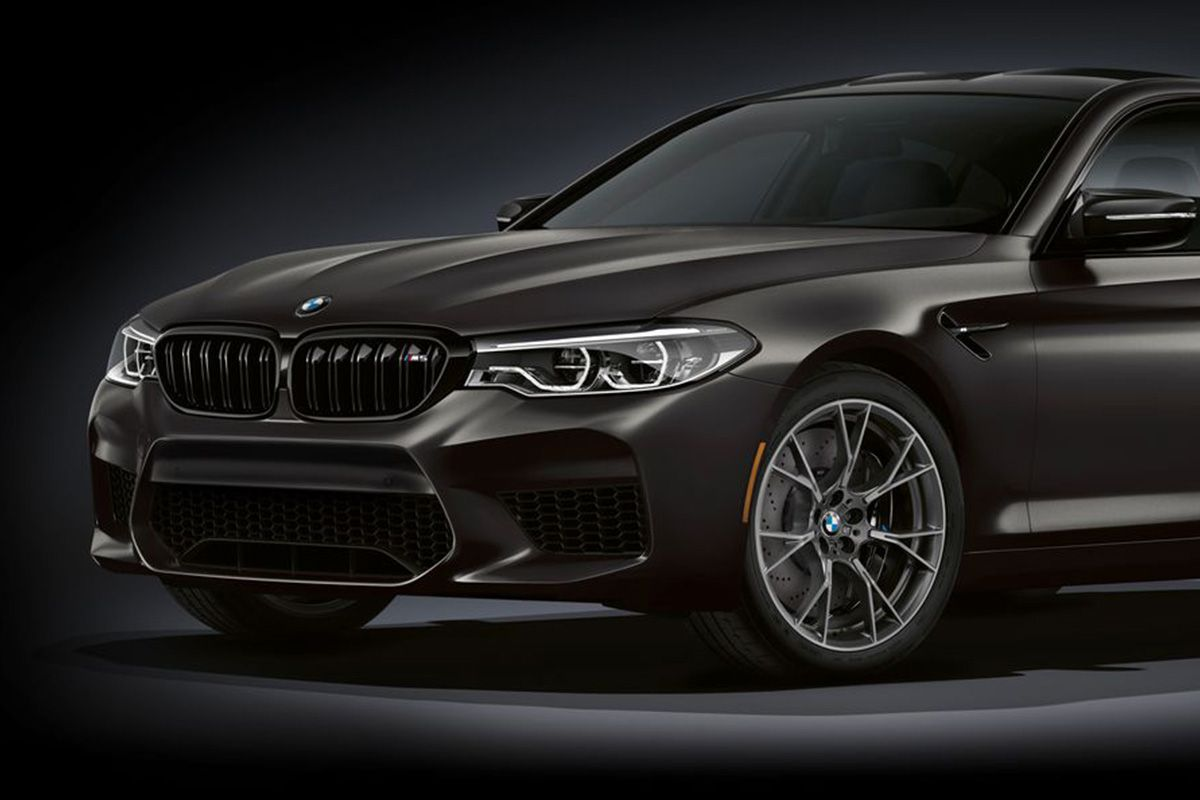 The 2020 BMW M5 Edition 35 Years Is an Elegant Tribute