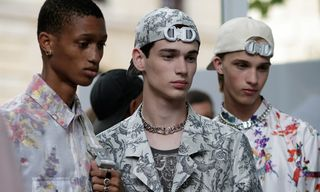 Kim Jones Readied Dior Men's for the Future at Paris Fashion Week