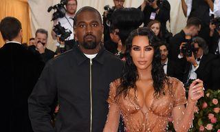 Kim Kardashian & Kanye West Reveal Their Baby's Name & Share First Photo