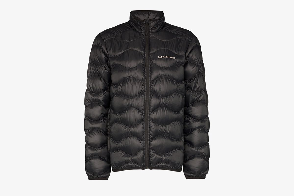Helium Feather Down Padded Jacket
