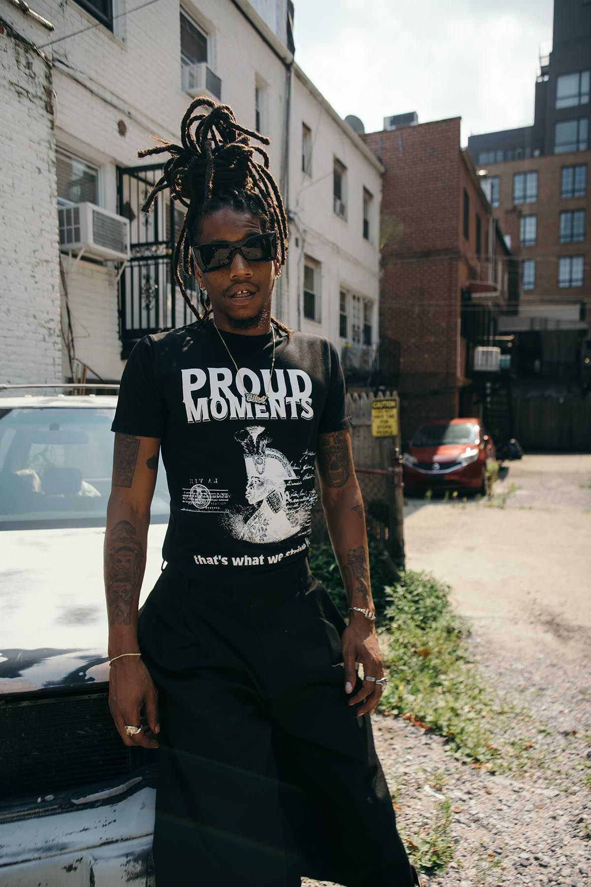How These Black Creatives Are Proudly Supporting the SNIPES Juneteenth Collection