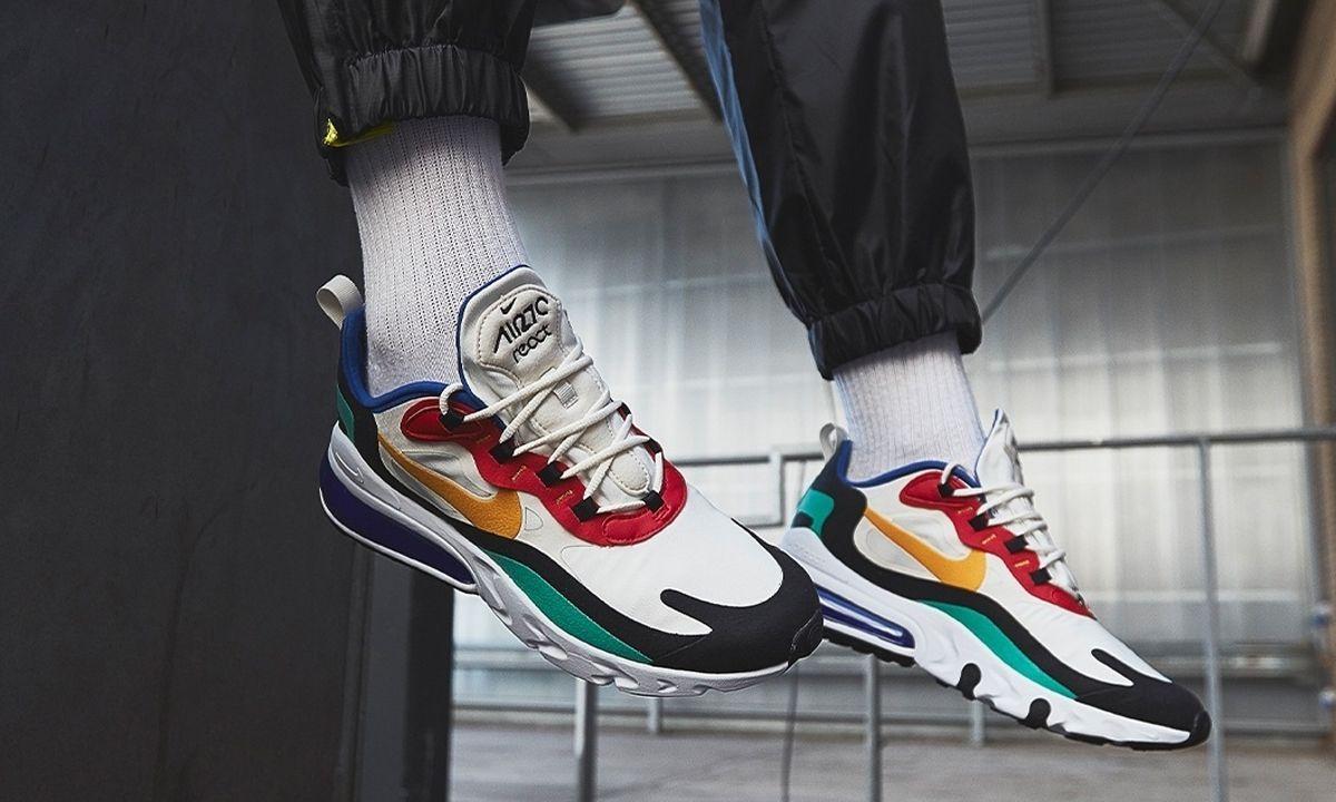Nike Air Max 270 React & More Best Instagram Sneaker Photos