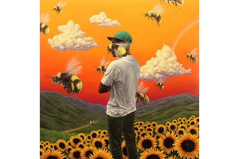 tyler the creator flower boy review
