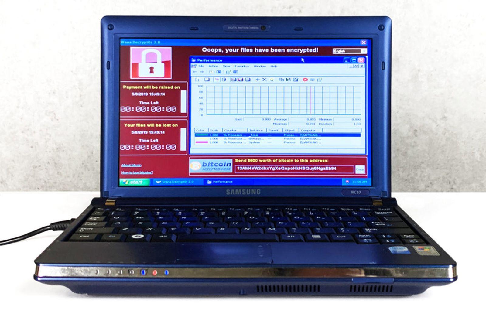 laptop infected worst viruses auction BlackEnergy Guo O Dong IGOR