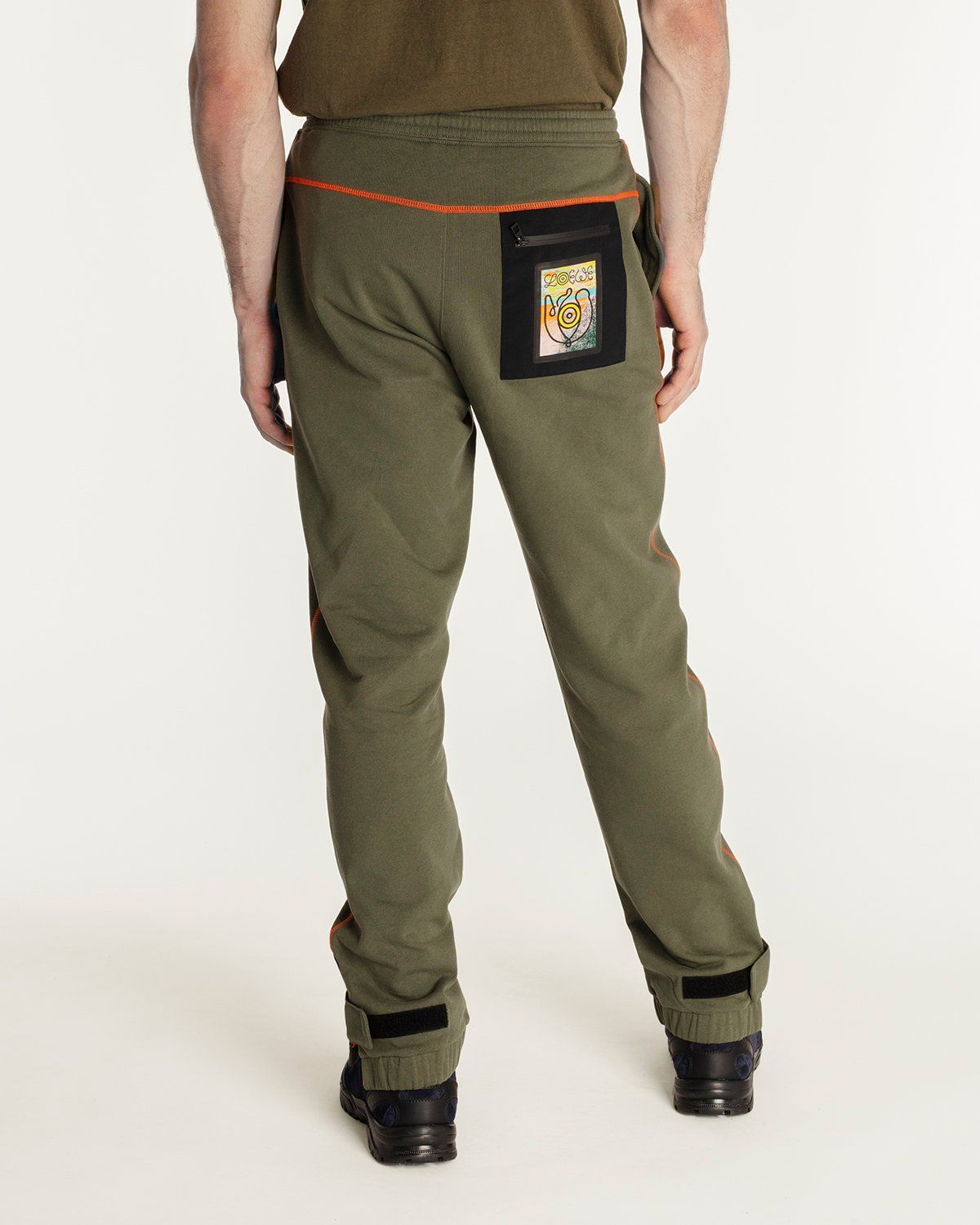 EYE/LOEWE/NATURE FLEECE TROUSERS - Image 4