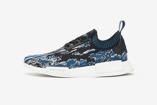 """4710bc0f1 Here s How to Cop Sneakersnstuff s adidas NMD R1 Primeknit """"Datamosh 2.0"""""""