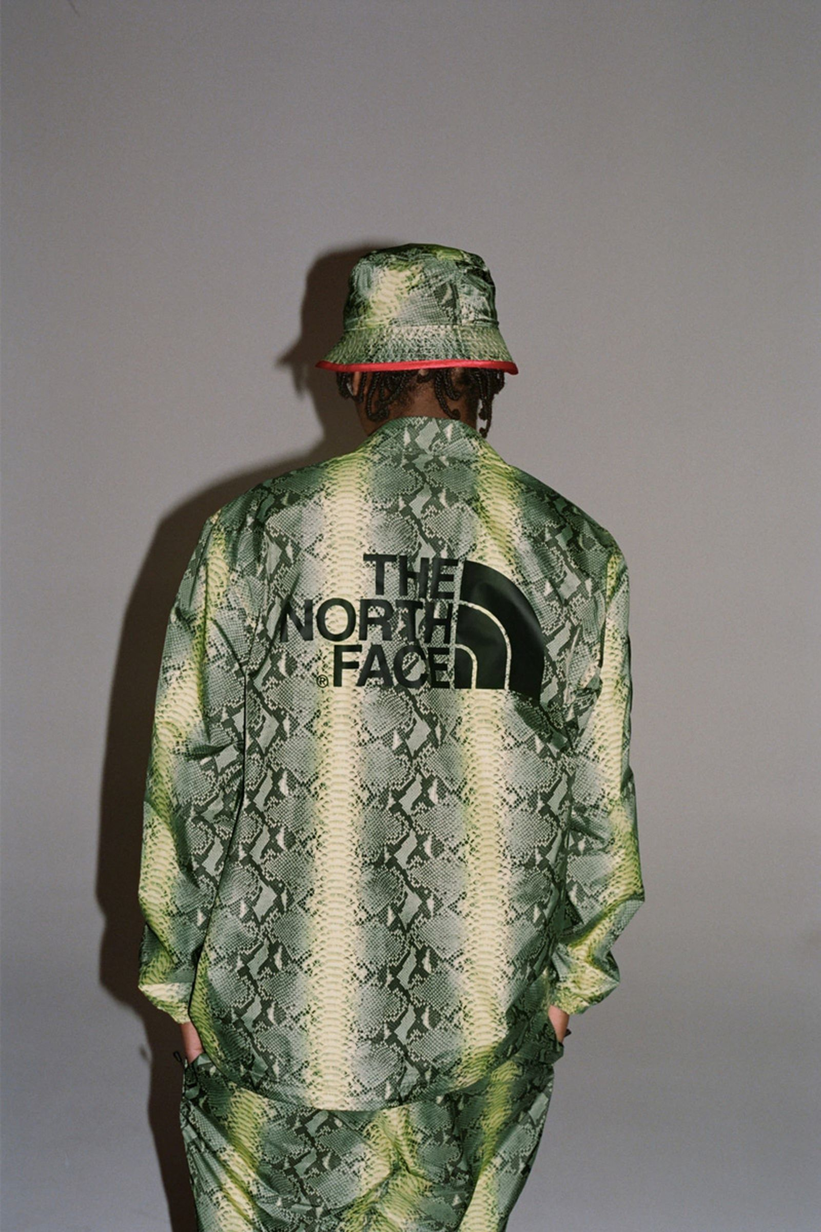supreme snake north face The North Face