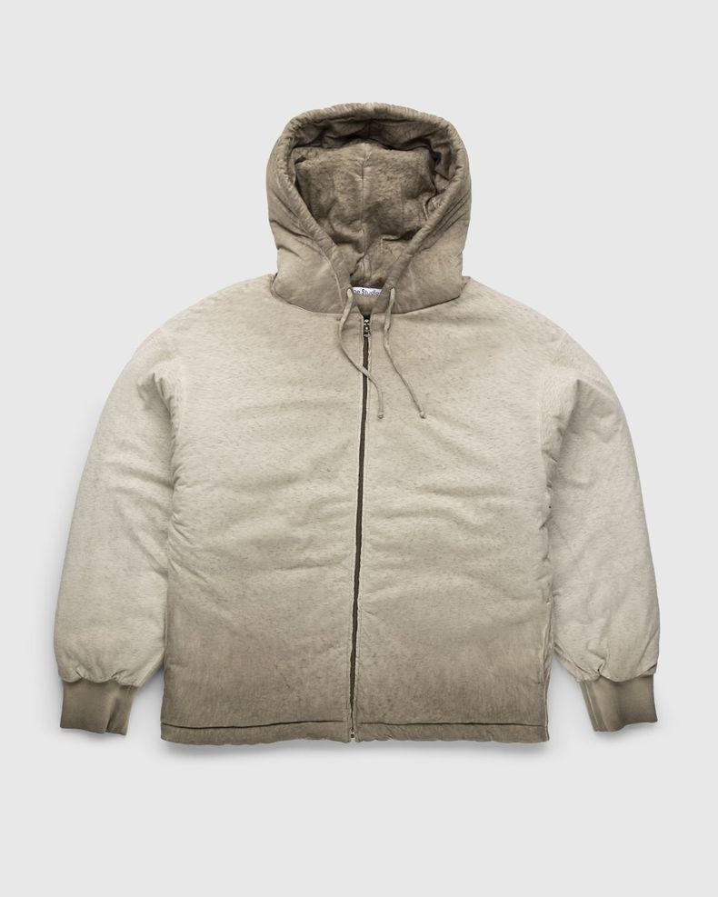 Acne Studios – Hooded Sweatshirt Dusty Brown