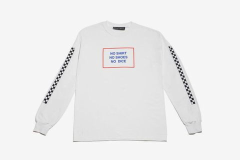 All American Burger Long Sleeve T-Shirt
