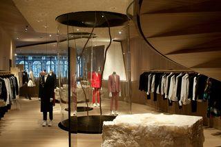 ca7a22f4d7f2 Alexander McQueen Opens New London Store at 27 Old Bond Street
