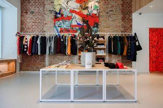 buy online a85d5 2004b Sporadic Is Berlin's Newest Concept Store For Fire Streetwear
