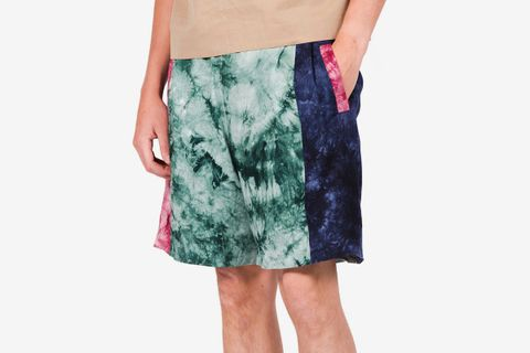 SS Cotton Tie Dye Shorts