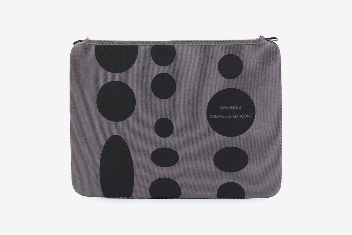 Polka Dot Laptop Pouch