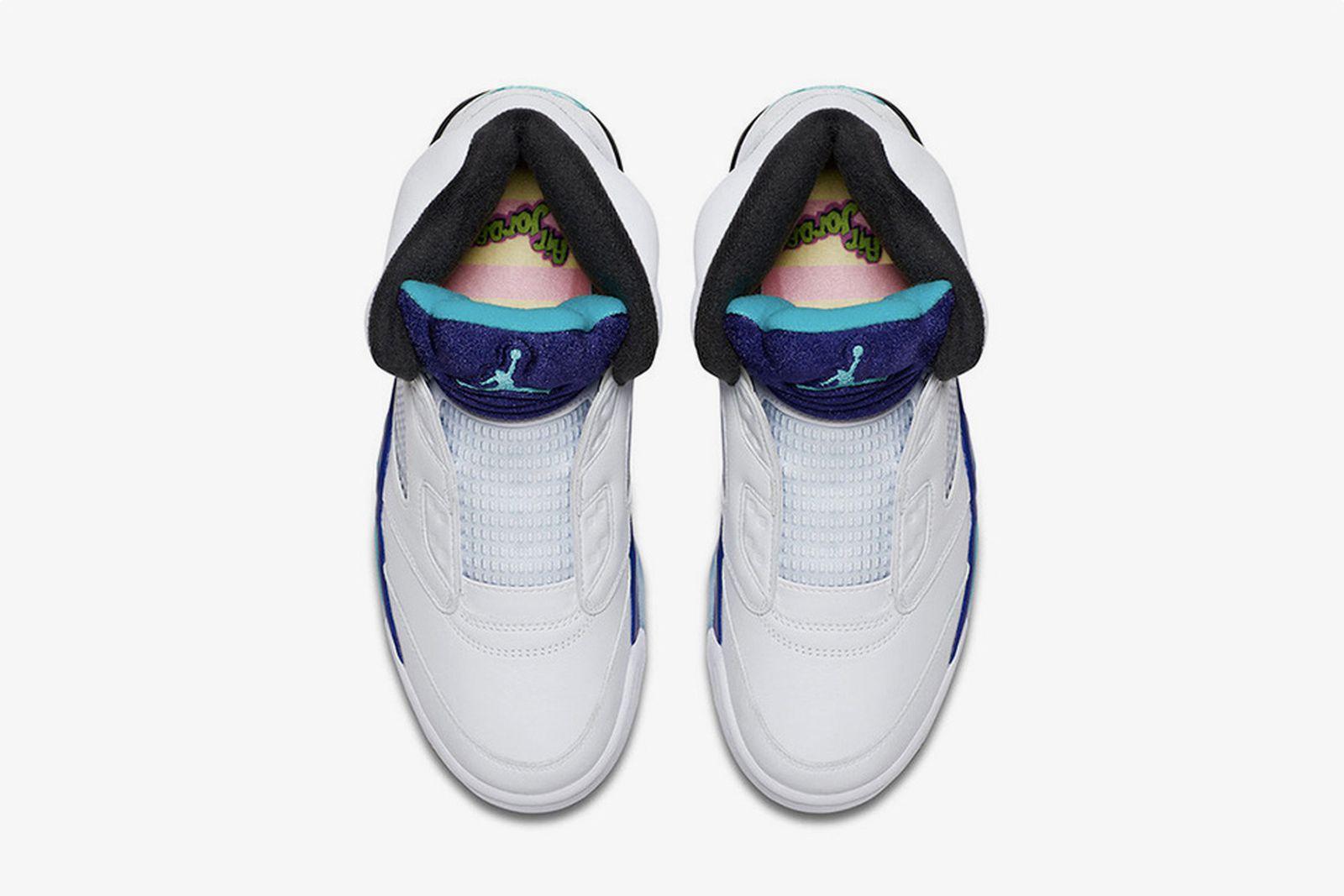 medio desconcertado termómetro  Air Jordan 5