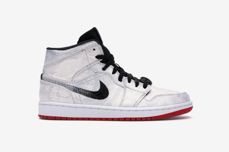 Air Jordan 1 Mid CLOT