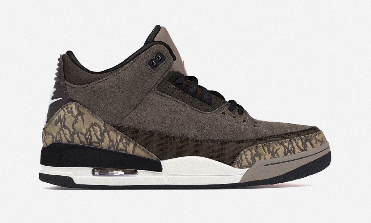 Travis Scott Could Be Working on a Nike Air Jordan 3