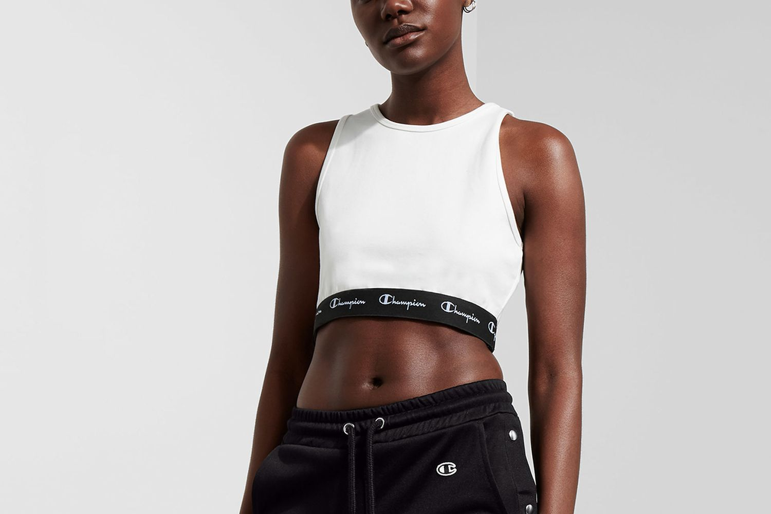Touch Cropped Top