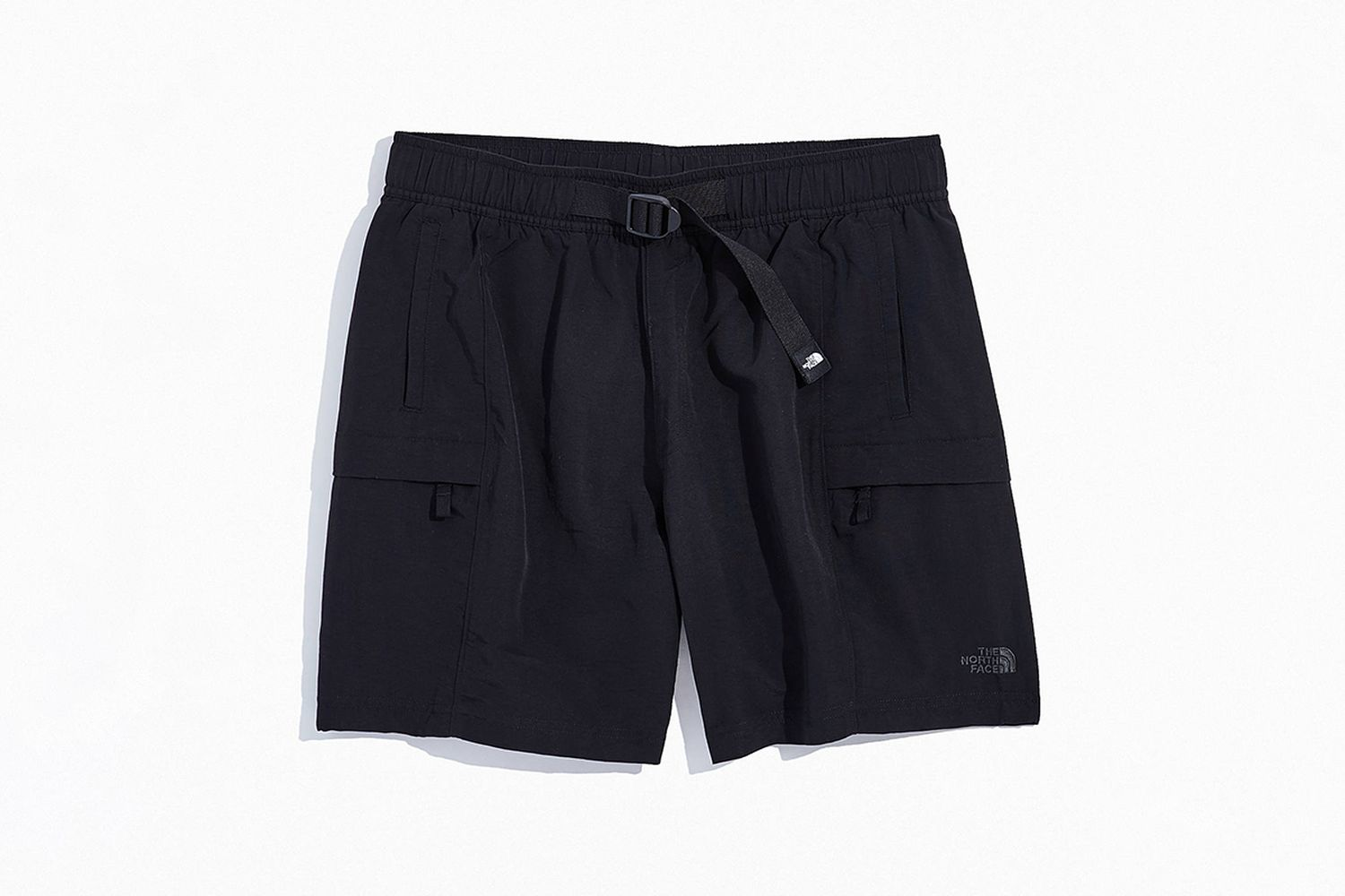 Class 5 Belted Nylon Short