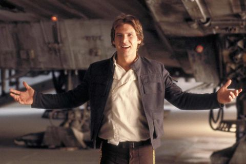 han solo jacket auction harrison ford star wars