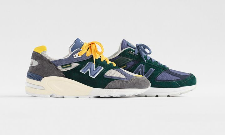 Aimé Leon Dore x New Balance 990v2 and 900v5