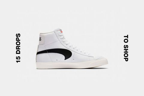 official photos 17061 b1426 Slam Jam x Nike Blazer Mid   More of This Week s Best Drops
