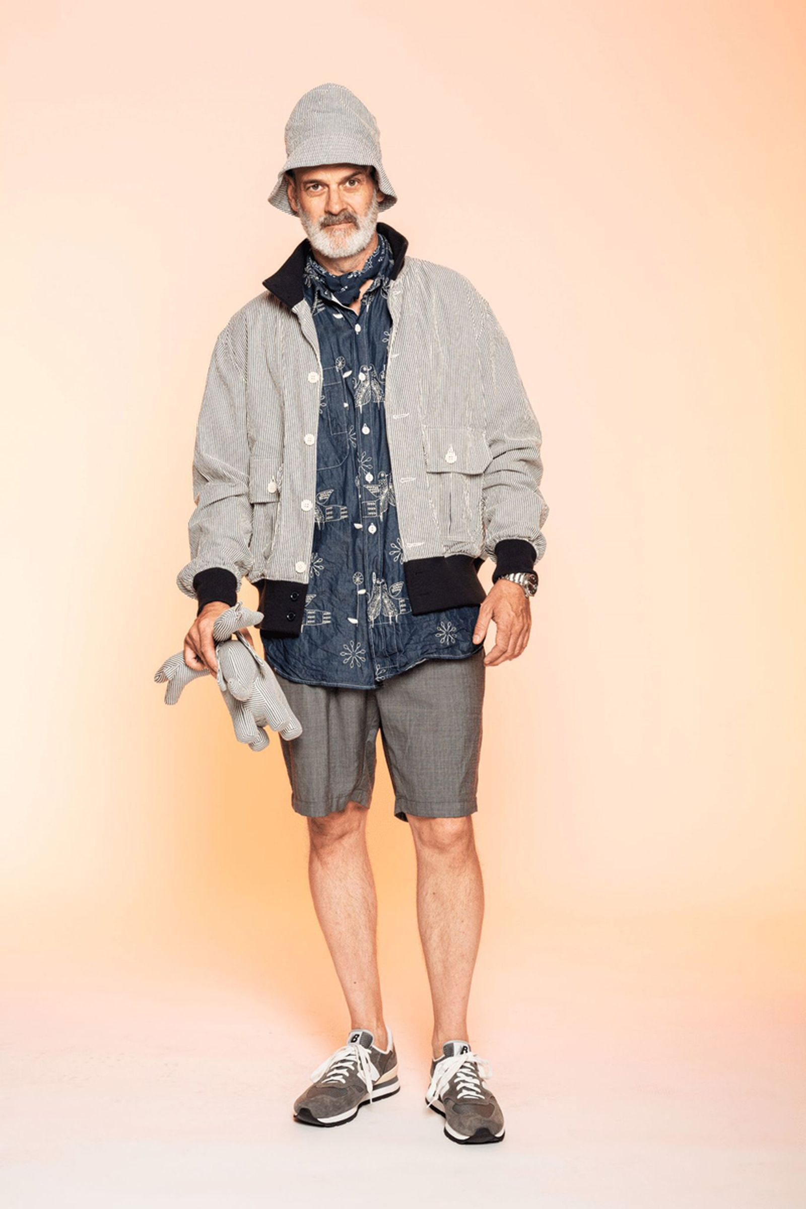 engineered garments spring summer 2022 collection lookbook (31)
