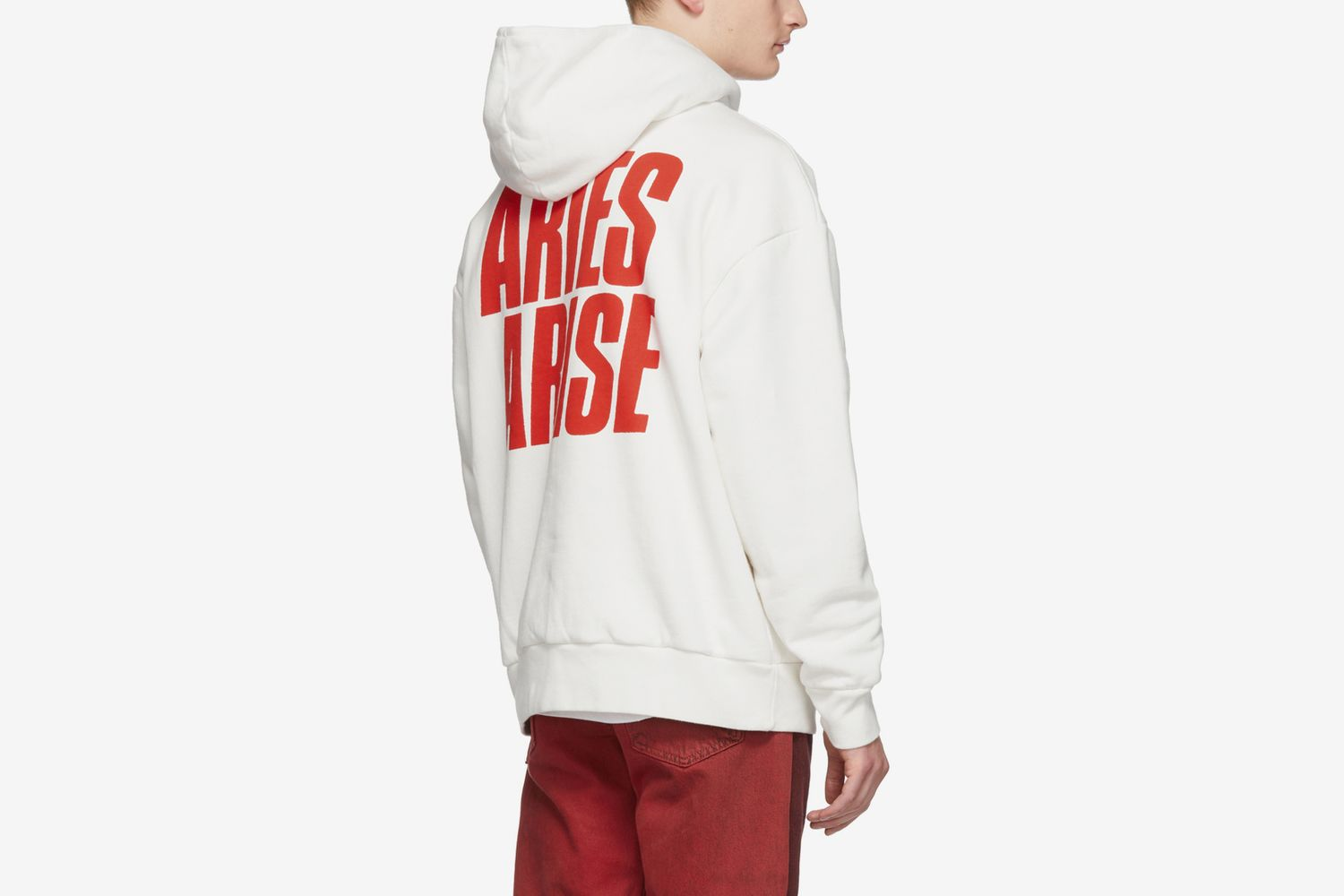 Double Thickness Temple Hoodie