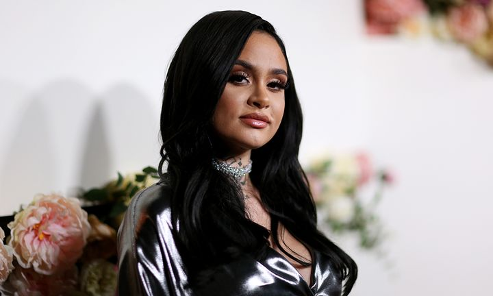 Kehlani attends the 3rd annual #REVOLVEawards