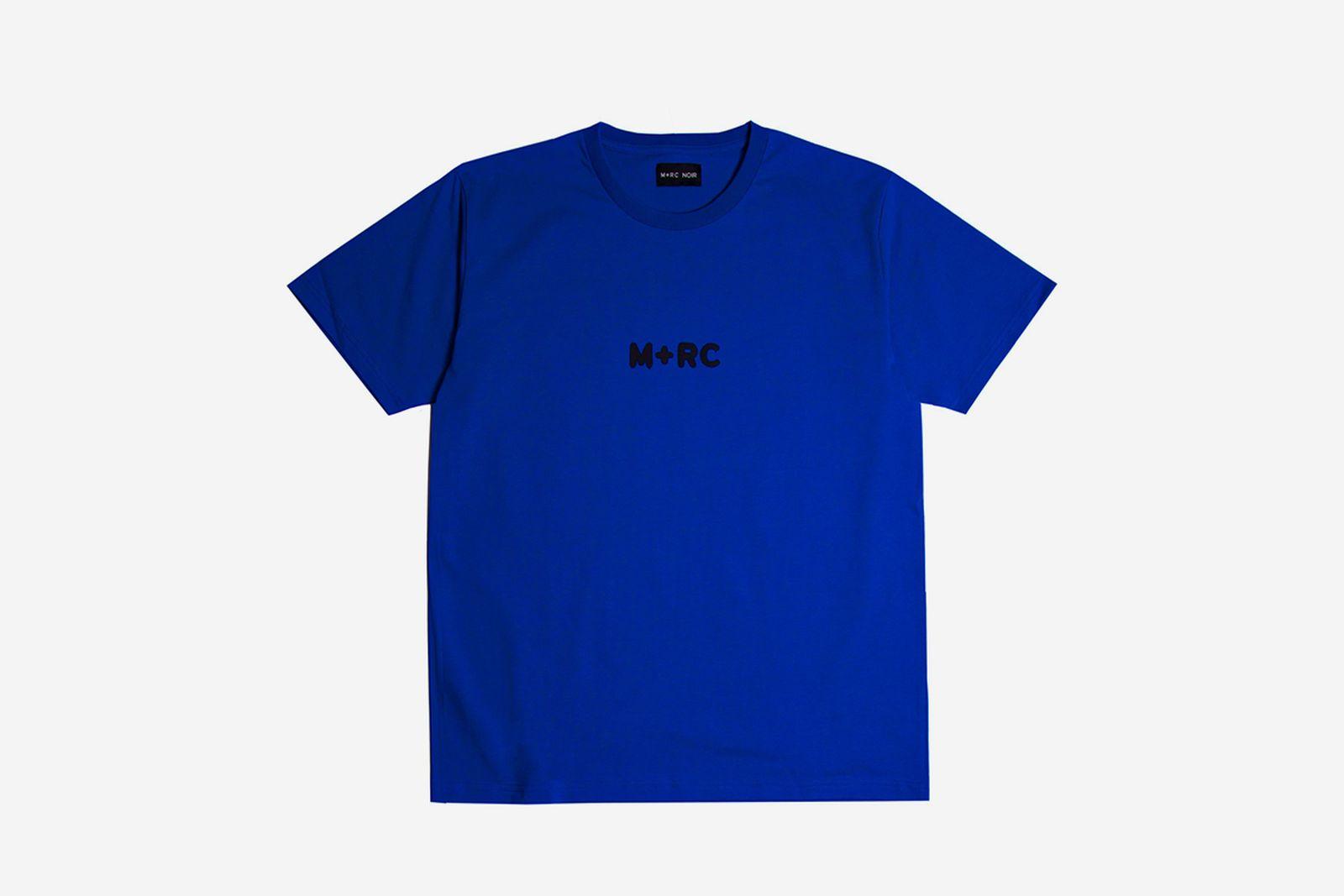 tee shirt BIG M blue front M RC 2048x2048 M+RC NOIR SS18 playboi carti