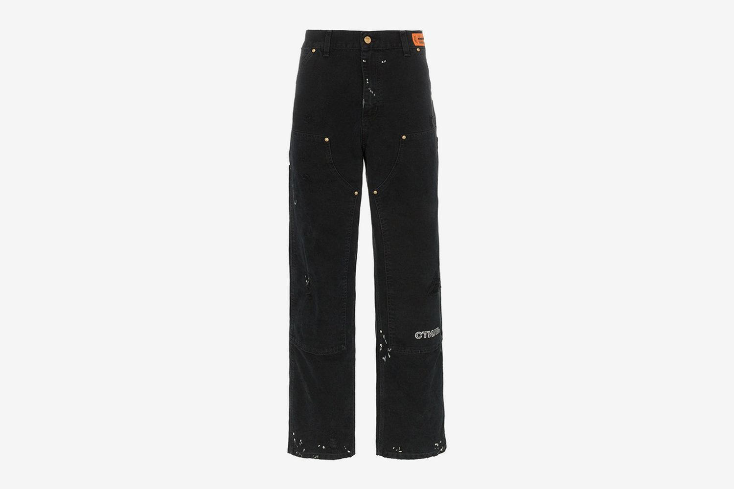 Customised CTNMB Slouchy Trousers