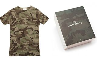Nick Wooster for The White Briefs Camo Collection