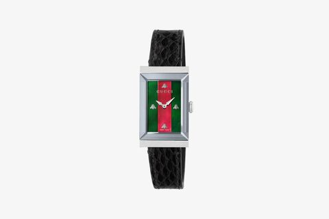 Gucci G-Frame Watch (Black Ayers)