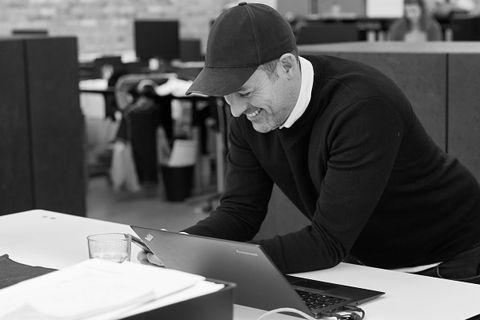 minimum fashion founder peder tang interview
