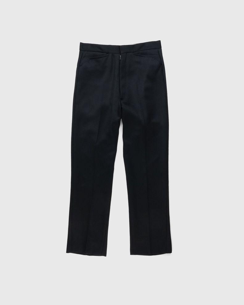 Maison Margiela – Gabardine Trousers Black