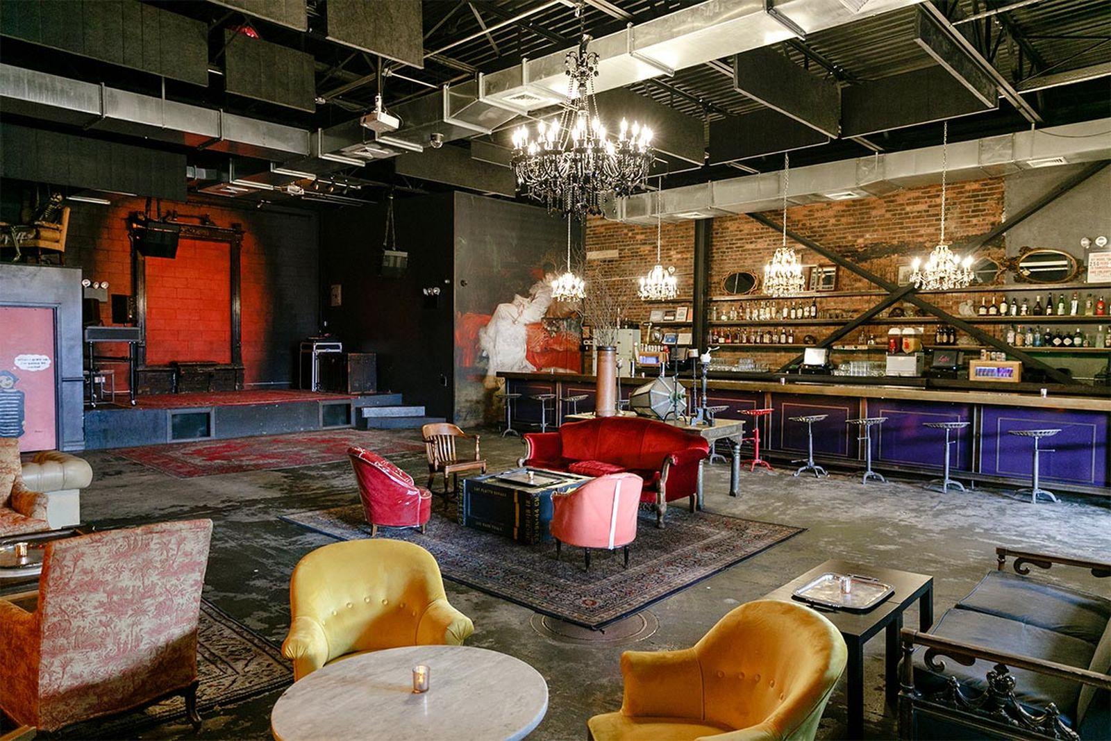 best nyc bars lot AMEX american express platinum food & drink