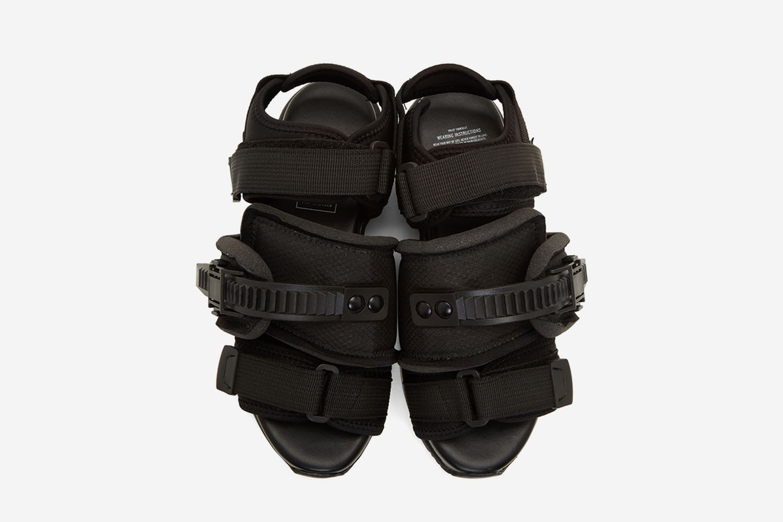 Skiing Sandals