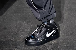 237d91bca3 C2H4's FW19 Collection Includes a Futuristic Nike Air Force 1