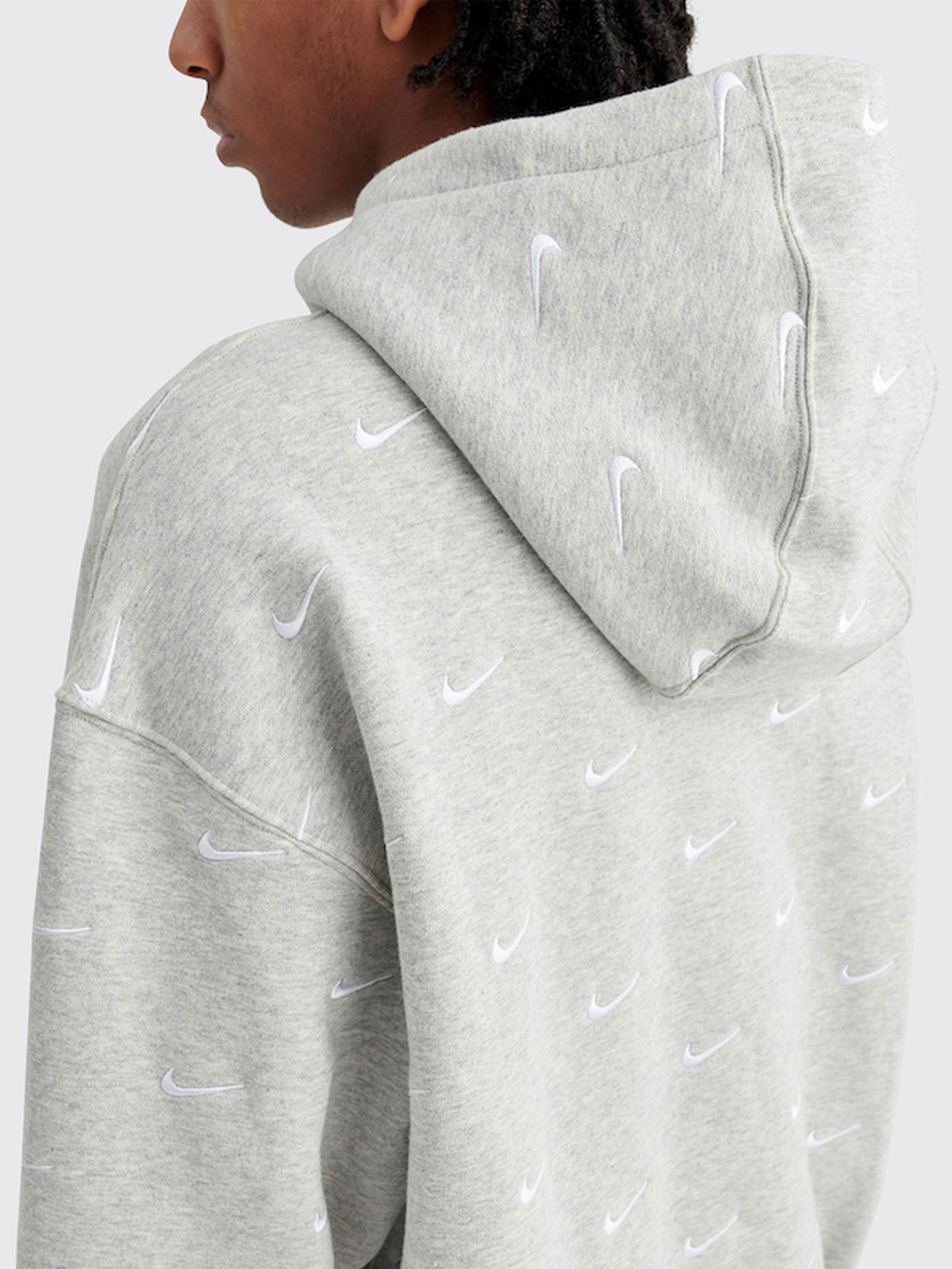 Nike All Over Swoosh Hoodie