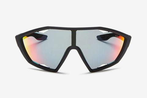 Linea Rossa Mirrored Shield Sunglasses