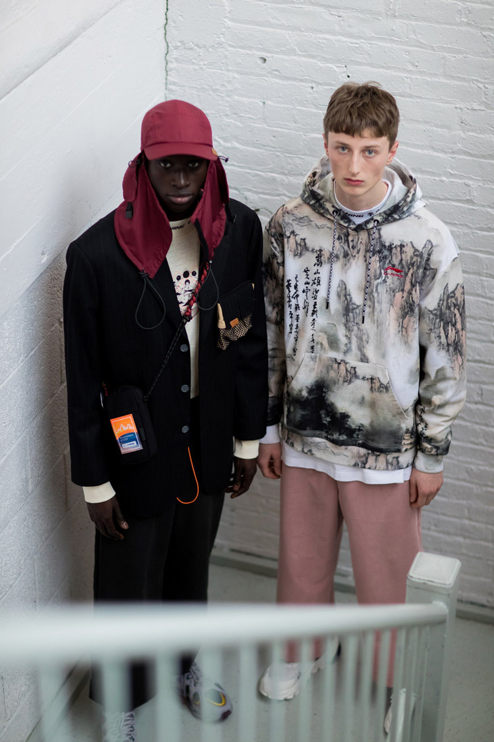 1li ning fw19 new york fashion week fall winter 2019 fashion shows nyfw