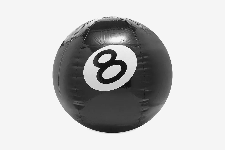 8-Ball Beach Ball